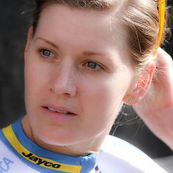20-07-2015: Wielrennen: Thueringen Rundfahrt: Zeulenrodaer Meer  <br />De vrouwen kregen in de etppe drie keer de Dortendorferberg voorgeschoteld.<br />Emma Johansson