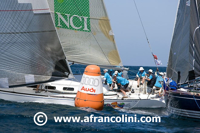SAILING -  Audi Sydney Harbour Regatta 2009, Middle Harbour Yacht Club, Sydney (AUS) - 07/03/09 - ph. Andrea Francolini<br />