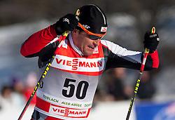 05.01.2011, Nordic Arena, Toblach, ITA, FIS Cross Country, Tour de Ski, Qualifikation Sprint Women and Men, im Bild Juergen Pinter (AUT, #50). EXPA Pictures © 2011, PhotoCredit: EXPA/ J. Groder