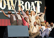 West End Live! 2016 <br /> Trafalgar Square, London, Great Britain <br /> 18th June 2016<br /> <br /> <br /> SHOW BOAT<br /> <br /> <br /> Photograph by Elliott Franks <br /> Image licensed to Elliott Franks Photography Services