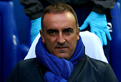 Sheffield Wednesday manager Carlos Carvalhal - Mandatory by-line: Robbie Stephenson/JMP - 08/08/2017 - FOOTBALL - Hillsborough - Sheffield, England - Sheffield Wednesday v Chesterfield - Carabao Cup