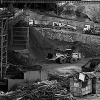 The Shift in Coal Mine, Soma, Turkey