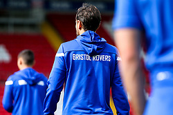Bristol Rovers arrive at Lincoln City - Mandatory by-line: Robbie Stephenson/JMP - 14/09/2019 - FOOTBALL - Sincil Bank Stadium - Lincoln, England - Lincoln City v Bristol Rovers - Sky Bet League One