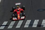 May 24, 2014: Monaco Grand Prix: Kimi Raikkonen (FIN), Ferrari