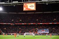 minute d hommage en l honneyr de Johan Cruyff