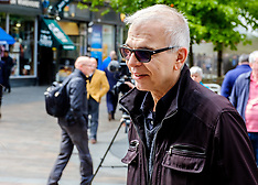 Tony Visconti  | Glasgow  | 10 May 2017