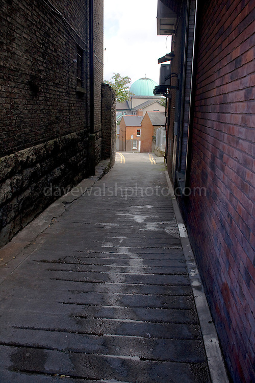 Schoolhouse Lane, off High Street, Dublin, Ireland