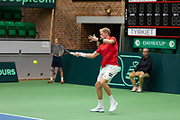 Davis Cup Danmark - Tyrkiet Århus 2019