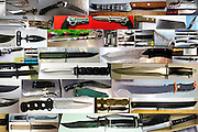 You tried to bring WHAT on a plane? TSA reveals shocking things passengers tried to sneak on board... including a fake suicide vest a mace and a HUMAN SKULL<br /> <br /> The U.S. transport police have released a shocking list of weapons confiscated from passengers trying to board planes in the past year. <br /> The deadly haul of weapons, from maces and fake suicide vests, to an assortment of concealed guns and knives, was listed in the annual review of the Transportation Security Administration (TSA).<br /> Officers discovered the assortment of guns and knives as they screened 638,705,790 passengers at airports across the U.S. <br /> Guns were the most frequently confiscated item, with 1,813 firearms - roughly five a day - found during passenger checks at 205 airports.<br /> More worryingly, the TSA said that in about 80 per cent of cases, the guns were loaded. <br /> The largest number were found at Atlanta's international airport, with Dallas/Fort Worth International coming in second.<br /> <br /> In one case officers found a .380 pistol, loaded with eight rounds, that had been strapped to the lower leg of a passenger. <br /> At Boston Logan airport, an alarm on a checked bag alerted officers to a disassembled 30-30 rifle concealed in the bag lining. When they ran checks on the serial number they discovered it had been stolen. <br /> A shotgun was also found in a checked golf bag in Detroit, and seven undeclared firearms were found in a toolbox in Miami. <br /> As well as guns, passengers were also found to have stun guns, shock grenades, flare guns, inert demolition devices and, in one case, a Second World War bazooka, in their carry on bags. <br /> At Chicago's Midway International, TSA officials even found a medieval wood and metal mace. <br /> Often seemingly innocent looking items such as pens, combs and walking stalks were found to conceal an array of knives and swords. <br /> And cigarette packets and lipsticks were used to try to conceal stun guns and pep