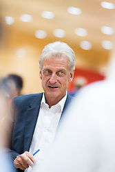 03.08.2017, Messe, Wien, AUT, SPÖ, Bundesparteirat anlässlich der vorgezogenen Nationalratswahl 2017. im Bild Nationalratsabgeordneter Josef Cap // Member of Parliament Josef Cap during council meeting of the austrian social democratic party in Vienna, Austria on 2017/08/03. EXPA Pictures © 2017, PhotoCredit: EXPA/ Michael Gruber