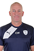 Craig White, Hampshire First Team Coach during the Hampshire County Cricket Club Headshots 2017 Press Day at the Ageas Bowl, Southampton, United Kingdom on 29 March 2017. Photo by David Vokes.