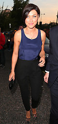 TV presenter Emma Willis attends the TV Choice Awards 2014 held at London Hilton, London, UK. 08/09/2014<br />
