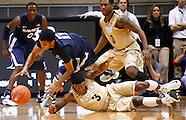 NCAA Basketball - Purdue Boilermakers vs Xavier Musketeers - West Lafayette, IN