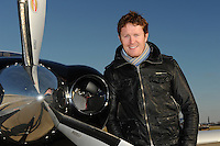 Scott Dixon, Indy Car Magazine shoot 12/4/08