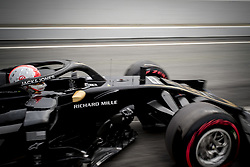 February 20, 2019 - Montmelo, Barcelona, Spain - Pietro Fittipaldi of Rich Energy Haas F1 Team   at the Circuit de Catalunya in Montmelo (Barcelona province) during the pre-season testing session. (Credit Image: © Jordi Boixareu/ZUMA Wire)