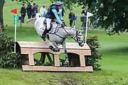 My Man Mickie ridden by Michelle Williamson the Equi-Trek CCI-L4* Cross Country during the Bramham International Horse Trials 2019 at Bramham Park, Bramham, United Kingdom on 8 June 2019.