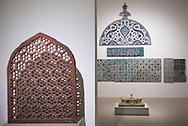 Islamische Kunst. Gedichtband des osmanischen Sultans Süleyman des Prächtigen.