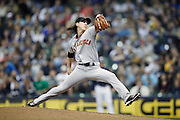MILWAUKEE, WI - MAY 27: Tim Lincecum #55 of the San Francisco Giants pitches against the Milwaukee Brewers at Miller Park on May 27, 2011 in Milwaukee, Wisconsin. The Giants won 5-4. (Photo by Joe Robbins) *** Local Caption *** Tim Lincecum