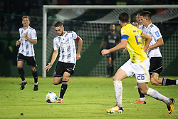 Alen Kozar of Mura during football match between NŠ Mura and NK Maribor in 4th Round of Prva liga Telekom Slovenije 2019/20, on Avgust 3, 2019 in Fazanerija, Murska Sobota, Slovenia. Photo by Blaž Weindorfer / Sportida