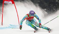 SKI ALPIN: Weltcup, Riesenslalom, Damen, Garmisch-Partenkirchen, 11.03.2010<br /> Tina MAZE (SLO)<br /> Photo by Pixathlon / Sportida Photo Agency