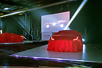 Corporate Event, unveiling of the Jaguar F-Type, The Sharp Project, Manchester.