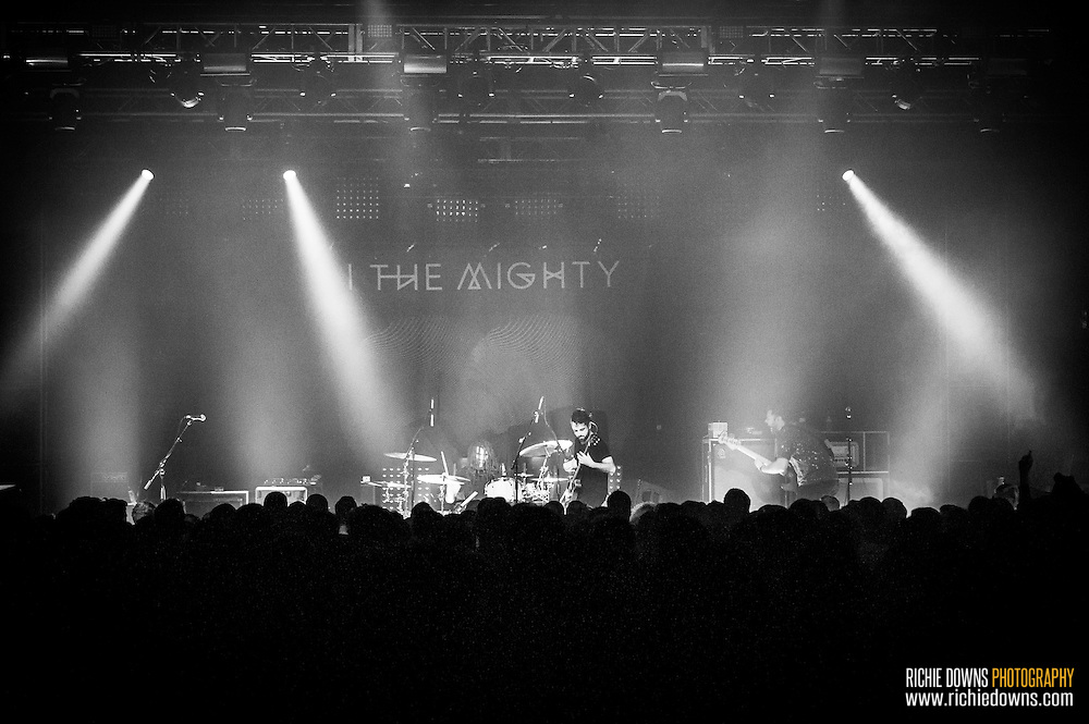 I THE MIGHTY preform at Echostage in Washington, DC on 03/02/2016 (Photos Copyright © Richie Downs).
