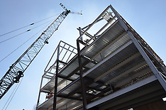 CCSU New Academic / Office Building Construction Progress Photos   Monthly Submissions & Aerials