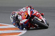 #43 Jack Miller, Australian: Alma Pramac Racing Ducati finishes 3rd during the Gran Premio Motul de la Comunitat Valenciana at Circuito Ricardo Tormo Cheste, Valencia, Spain on 17 November 2019.