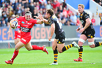 Guilhem GUIRADO - 05.04.2015 - Toulon / Londres Wasps - 1/4Finale European Champions Cup<br />