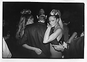 Prince Dimitri of Yugoslavia, Carla Bruni New York City 1990 ONE TIME USE ONLY - DO NOT ARCHIVE  © Copyright Photograph by Dafydd Jones 66 Stockwell Park Rd. London SW9 0DA Tel 020 7733 0108 www.dafjones.com