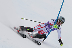 19.12.2010, Val D Isere, FRA, FIS World Cup Ski Alpin, Ladies, Super Combined, im Bild Margret Altacher (AUT) whilst competing in the Slalom section of the women's Super Combined race at the FIS Alpine skiing World Cup Val D'Isere France. EXPA Pictures © 2010, PhotoCredit: EXPA/ M. Gunn / SPORTIDA PHOTO AGENCY
