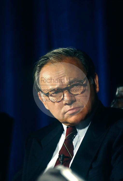 Hubert Burda, CEO of Burda Communications June 4, 1997 in Washington, DC.