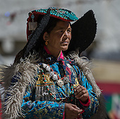 Ladakhi Headdress