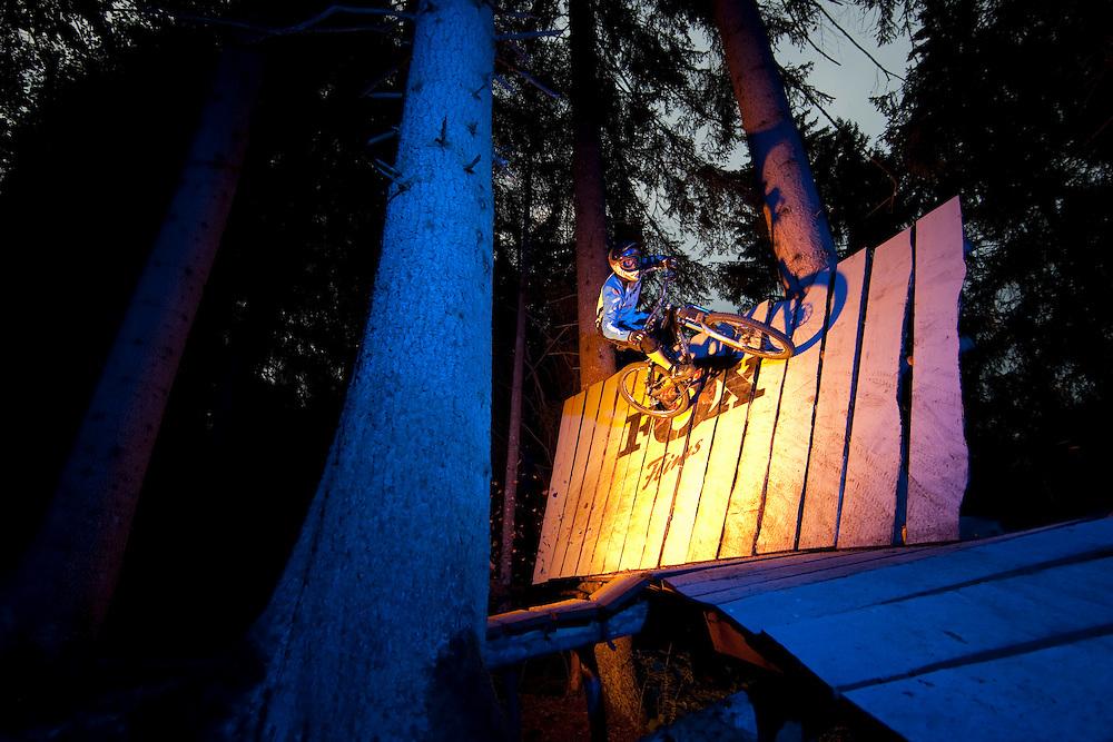 Rider: René Wildhaber.Location: Flims(Switzerland)