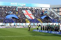 Tifosi Inter Supporters <br /> Reggio Emilia 01-02-2015 Mapei Stadium Football Calcio Serie A 2014/2015 Sassuolo - Inter foto Image Sport / Insidefoto