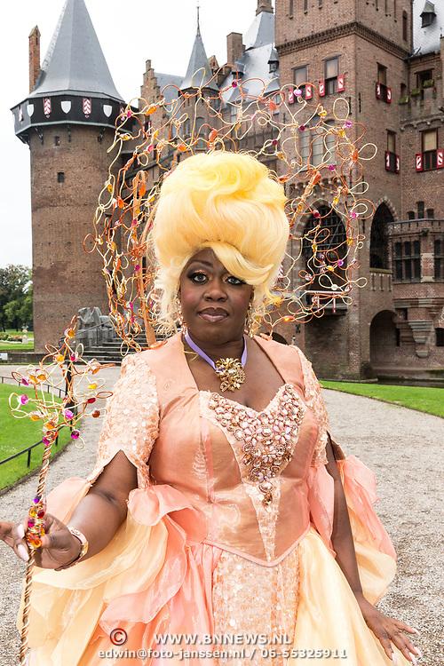 NLD/Utrecht/20180912 - Cast presentatie The Christmas Show 2018, Berget Lewis