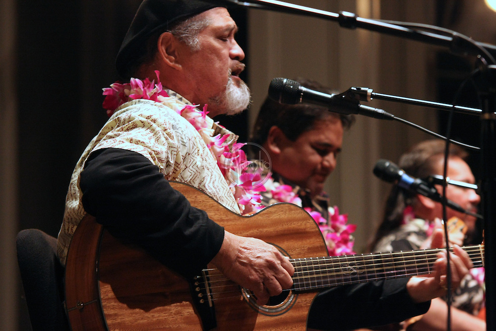 1st Annual Seattle Slack Key Festival at Town Hall on November 22, 2009