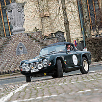 Car 50 Urs Mezger Denise Mezger Triumph TR4A_gallery
