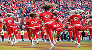 during an NFL, AFC Championship football game against the Tennessee Titans, Sunday, Jan. 19, 2020, in Kansas City, MO. The Chiefs won 35-24 to advance to Super Bowl 54. (AP Photo/Colin E. Braley) Colin Eric Braley Photography