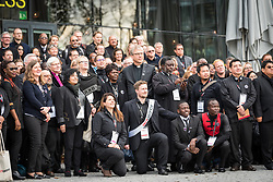 1 November 2018, Uppsala, Sweden: The Thursdays in Black campaign is featured at a Joint Day on Ecumenical Diakonia, with ACT Alliance and the Executive Committee of the World Council of Churches.