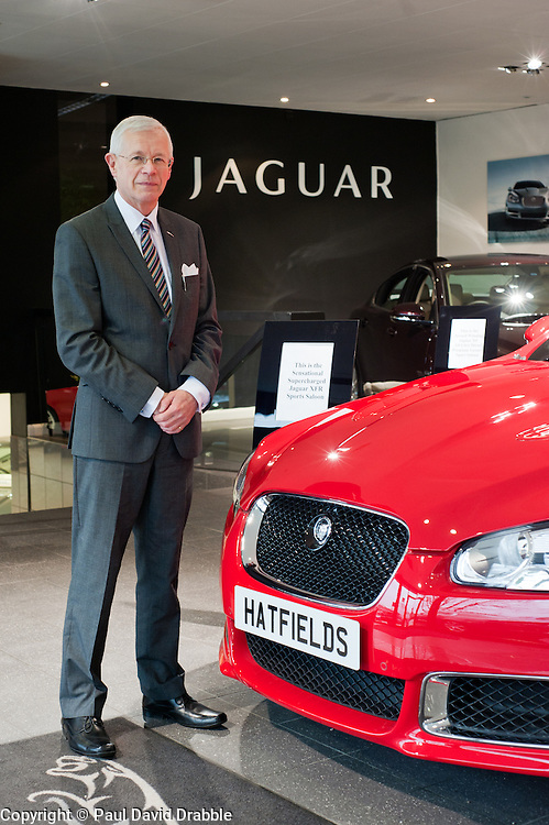 Hatfields Jaguar Sharrowvale Road Sheffield Dearer Principal<br />