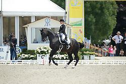 jVon Bredow-Werndl Jessica, (GER), Unee BB <br /> Grand Prix Special<br /> CDIO Hagen 2015<br /> © Hippo Foto - Stefan Lafrentz<br /> 11/07/15