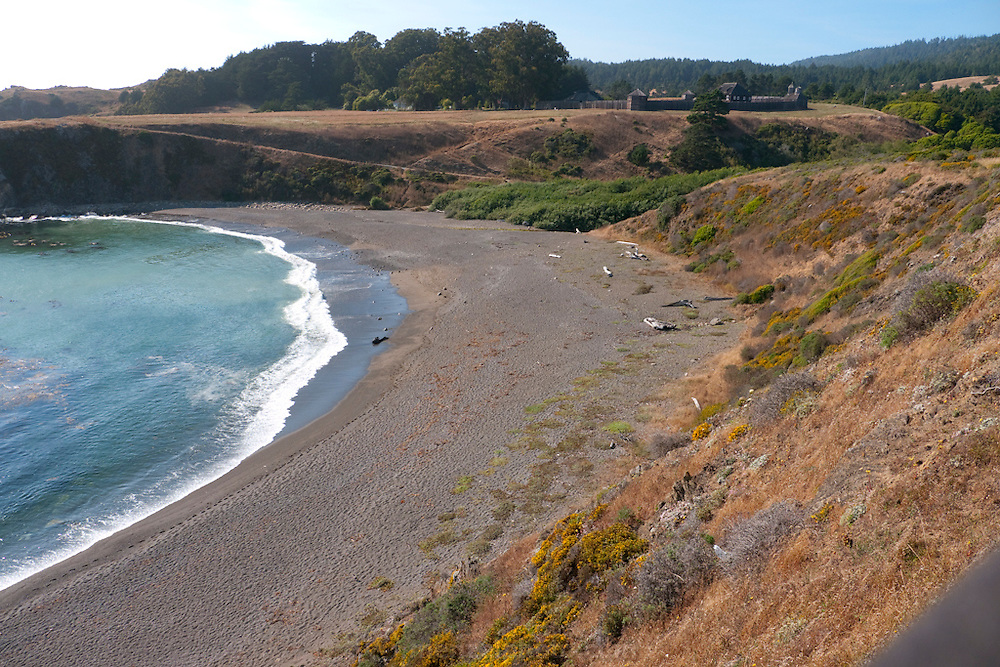 Ft. Ross, near Timber Cove, N. Caliornia Coast