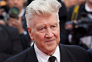 Twin Peaks screening at the Cannes Film Festival