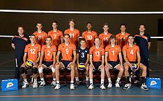 20140720 NED: Selectie Nederlands volleybal team jongens jeugd, Arnhem