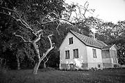 Obebott hus på Sudret