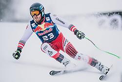 25.01.2020, Streif, Kitzbühel, AUT, FIS Weltcup Ski Alpin, Abfahrt, Herren, im Bild Christian Walder (AUT) // Christian Walder of Austria in action during his run for the men's downhill of FIS Ski Alpine World Cup at the Streif in Kitzbühel, Austria on 2020/01/25. EXPA Pictures © 2020, PhotoCredit: EXPA/ JFK