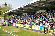 The South Stand during the EFL Sky Bet League 2 match between Forest Green Rovers and Grimsby Town FC at the New Lawn, Forest Green, United Kingdom on 5 May 2018. Picture by Shane Healey.