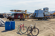 Nice Robot hauler. My Burning Man 2019 Photos:<br />