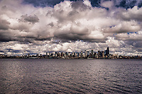 Seattle Skyline - Earth, Water & Wonder